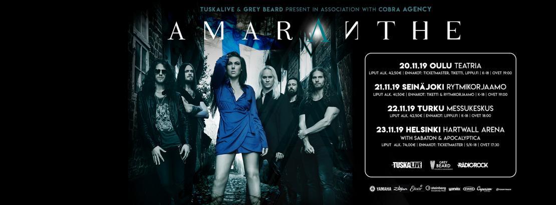 Amaranthe 2019