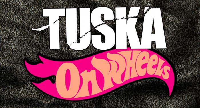 Tuska on Wheels