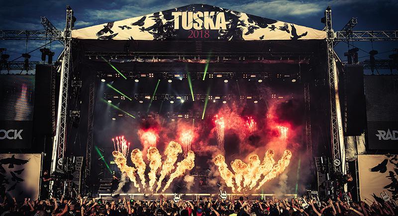 PWD Tuska 2018 / Jesse Kämäräinen