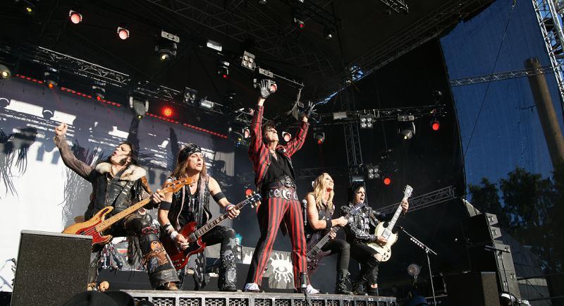 Alice Cooper Tuska Open Air Metal Festival 2015