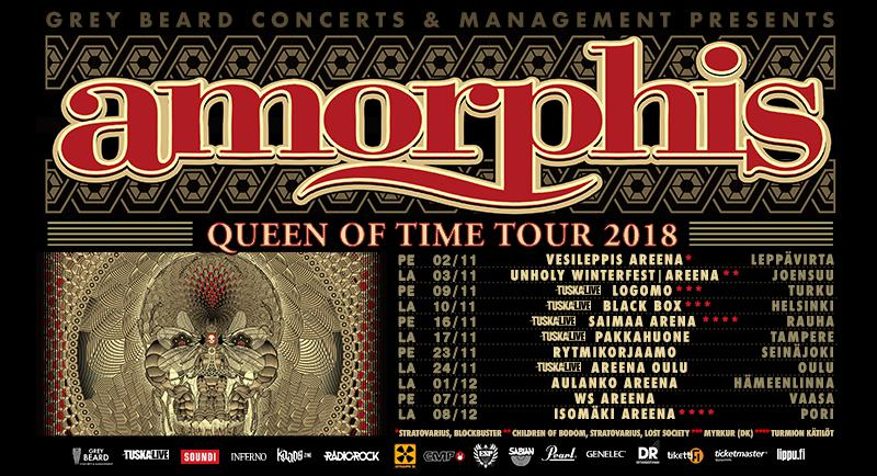 Amorphis 2018